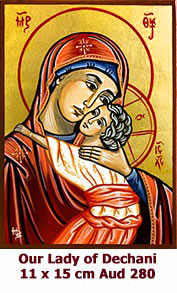 Our-Lady-of-Dechani-icon