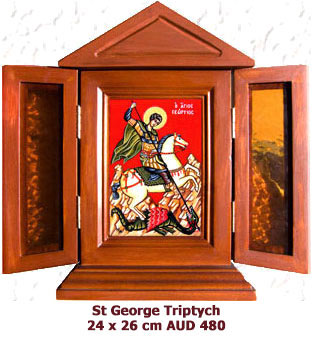 St George, Patron Saint of England