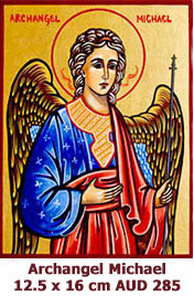 Archangel Michael, Leader of God´s Army, Angel of Death, who carries souls to Heaven